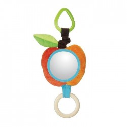 Skip Hop Treetop Friends Stroller Toys - Apple