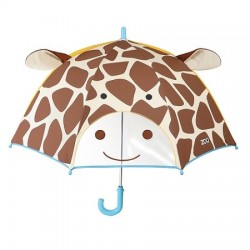 Skip Hop Little Kid Umbrella - Giraffe