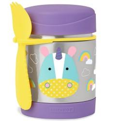 Skip Hop Zoo Insulated Food Jar - Unicorn
