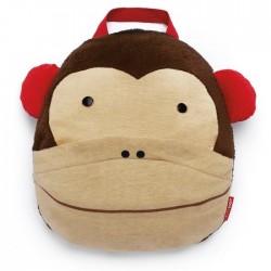 Skip Hop Zoo Travel Blanket - Monkey