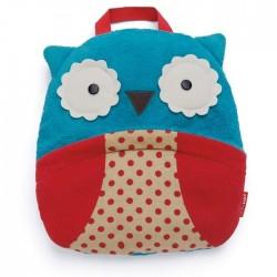 Skip Hop Zoo Travel Blanket - Owl