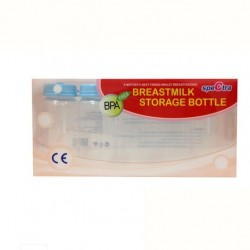 Spectra PP Standard Neck Milk Storage Bottle - 150ml x 5 pcs