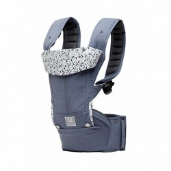 Todbi Peacell Air Seat Baby Carrier - Blue