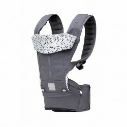 Todbi Peacell Air Seat Baby Carrier - Grey