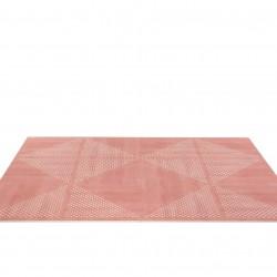 toddlekind Prettier Playmat - Ash Rose (12 Tiles & 24 Edging Borders)