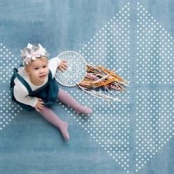 toddlekind Prettier Playmat - Earth Marine (6 Tiles & 12 Edging Borders)
