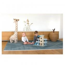 toddlekind Prettier Playmat - Earth Marine (12 Tiles & 24 Edging Borders)