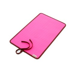 Zoli Baby Ohm Diaper Changer Pad - Pink