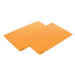 Zoli MATTIES silicone placemats - 2 pcs Orange