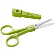 Zoli SNIP Ceramic Food Scissors - Green